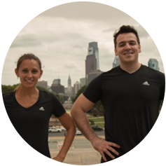 Philadelphia Fitness Authority, Katie Costalas, Charbel Sarkis, best personal training, workout, fitness classes, independent trainer space rental